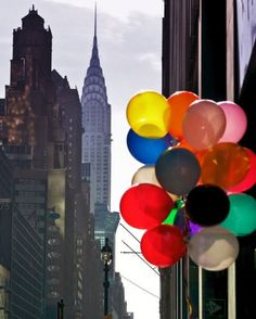 Balloons In NYC Go To New York Pictures Best Cities Small