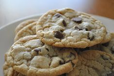 "Dairy Free ""Tried and True"": My Famous Chocolate Chip Cookies"