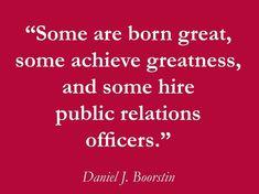 Public Relations humor! #publicrelationshumor