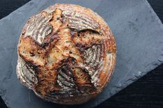 Pecan sourdough
