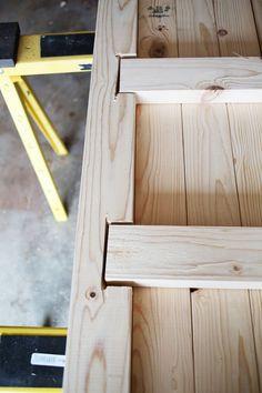 2×4(ツーバイフォー)材でコーヒーテーブルをDIY! | DIYer(s)