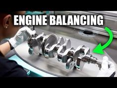 How Engine Balancing Works - Smooth Running Cars Custom Trucks, Custom Cars, Ls Engine, Engine Swap, Automotive Engineering, Truck Repair, Performance Engines, Race Engines, Autos