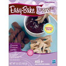 Playskool Easybake Dessert Dippers Mix Easy-Bake Ultimate Oven Refill Pack, 2015 Amazon Top Rated Cooking & Baking Kits #Toy