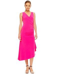 MICHAEL Michael Kors  Ruch-Side Jersey Dress.