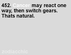 ZodiacChic Post:Cancer