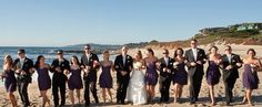 Gorgeous Day for a Monterey Beach Wedding! http://eventsbyclassic.com