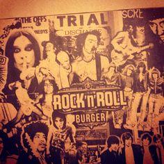 Rock'n Roll Burger