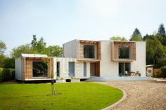 Can Prefab Be Built On-Site? Great article from a huge fan of Yankee Barn Homes, Sheri Koones!