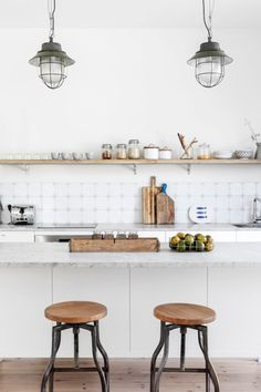 industrial meets chic. / sfgirlbybay