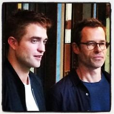Rob and Guy Pearce