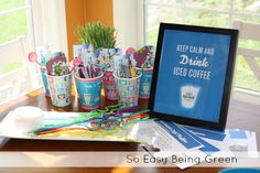International Delight Iced Coffee Party!