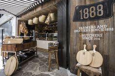 Мясной магазин 1888 Certified от Morris Selvatico в Сиднее