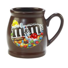 Visit any of our M&M'S World stores for M&M'S fun. Cocina Mickey Mouse, Chocolates Gourmet, Coffee Room, Disney Cups, Chocolate Mugs, Soup Mugs, Tea Cup Set, Cute Mugs, I Love Coffee
