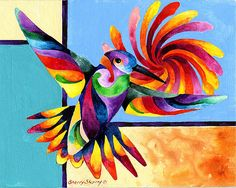Color Spinner, by Sherry Shipley