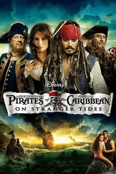 Pirates of the Caribbean: On Stranger Tide - What a singular character Johnnie Depp created in Jack Sparrow, pirate extraordinaire!