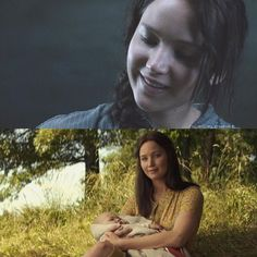 - The first and last time we see Katniss Everdeen in The Hunger Games Franchise
