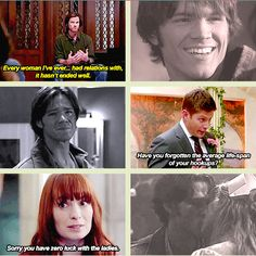 [GIFSET] Re: Sam's bad luck with the ladies