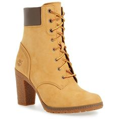 Women's Timberland Earthkeepers 'Glancy 6 Inch' Bootie ($78) ❤ liked on  Polyvore