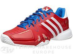 adidas Novak Pro 2015 Red Men's Shoe