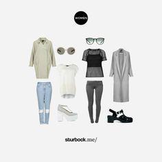 Vernetzte Mäntel. Hier entdecken und shoppen: http://www.sturbock.me/guide/