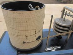 БАРОГРАФ морской ЛМ-1М 1947 года Гайворон - изображение 6
