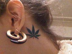 1000+ ideas about Marijuana Tattoo on Pinterest   Ganja, Growing ...