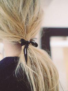 Κορδέλες στα μαλλιά | Pink Girl Notes