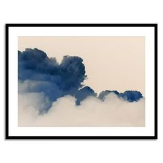 """Minted for west elm -  Dreams #westelm, Small: 24""""w x 19""""l. Large: 42""""w x 32""""l."""
