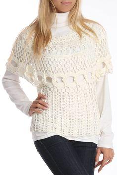 Jordyn Crochet Top