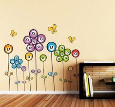 Flores Infantiles - Vinilo