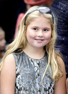 Princess Amalia, October 5, 2013 | The Royal Hats Blog