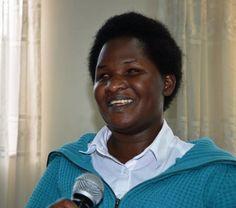 Florence Ndagire became the first visually impaired lawyer in Uganda. http://beijing20.unwomen.org/en/news-and-events/stories/2014/12/woa-uganda-florence-ndagire?utm_source=&utm_medium=&utm_campaign=&utm_content=