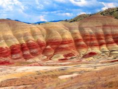 John Day Fossil Beds National Monument, Oregon