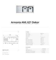 Armonia AML 621 Dekor franke     franke Armonia AML 621 Dekor