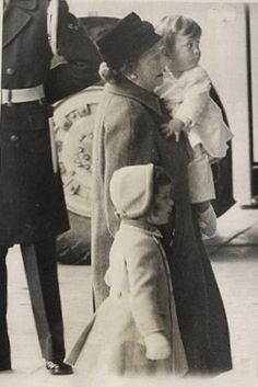 Maud Shaw was a British nanny to JFK and Jackie's children. She worked for the Kennedy's from 1957 until 1965.