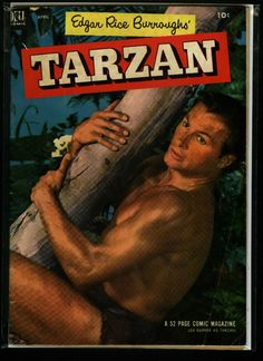 Image from http://www.tarzan.org/comics/dell043.jpg.