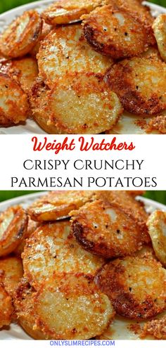weightwatchersrecipes smartpointsrecipes weightwatchers smartpoints skinnyfood parmesan potatoes crunchy healthy recipes crispy Crispy Crunchy Parmesan Potatoes Crispy Crunchy Parmesan Potatoes You can find Potato recipes and more on our website Ww Recipes, Side Dish Recipes, Vegetable Recipes, Vegetarian Recipes, Cooking Recipes, Healthy Recipes, Recipies, Tasty Potato Recipes, Parmesan Recipes