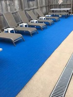 Choosing a pool decking product that provides a safe and attractive surrounding surface - one that is cost effective without the potential of constant repair and resurfacing - will make the entire pool experience a more positive one.  Greatmats offers products that work well as pool decking over concrete. If you have ideas for a pool design and are ready to build or update, Greatmats has the best pool decking options available to bring those ideas to fruition. Outdoor Swimming Pool, Pool Decks, Swimming Pools, Above Ground Pool, In Ground Pools, Deck Over Concrete, Pool Mat, Deck Flooring, Cool Pools