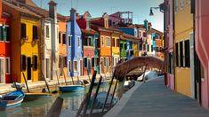 Burano, Veneto Italy