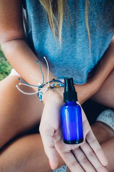 Learn how to make the perfect bottle of Mermaid Hair Spritzer! >> On the blog NOW! >> http://blog.puravidabracelets.com/mermaid-hair-spritzer