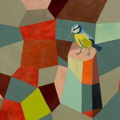 INGER JOHANNE RASMUSSEN - TEXTILE ARTIST: INLAYD TEXTILE - NORWAY