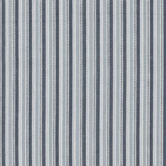Corniche Ticking - Chambray - Ticking Library - Fabric - Products - Ralph Lauren Home - RalphLaurenHome.com