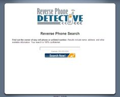 Reverse Phone Detective: What You Need To Know! - http://www.placepop.com/phone-detective/