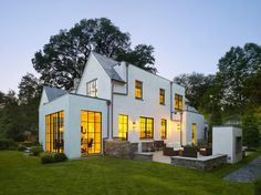 Anne Decker Architects | Selected Works | New | Edgemoor House