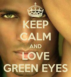Green eyed angel dating
