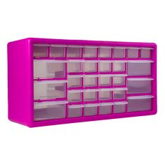 Parts Bin - can be used for things like safety pins, hair accessories, earrings, and more