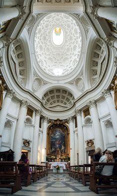 San Carlino | Chiesa di San Carlo alle Quattro Fontane Franc… | Flickr
