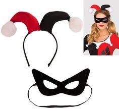 Harley Quinn Dress - Batman - Party City