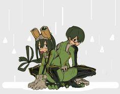 Asui Tsuyu / Boku no hero académia
