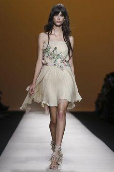 *Favorite #AlbertaFerretti Ready-to-Wear Spring Summer 2015 #Milan